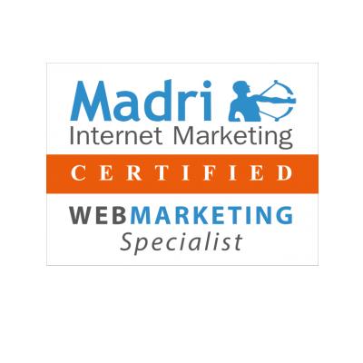 web marketing specialist