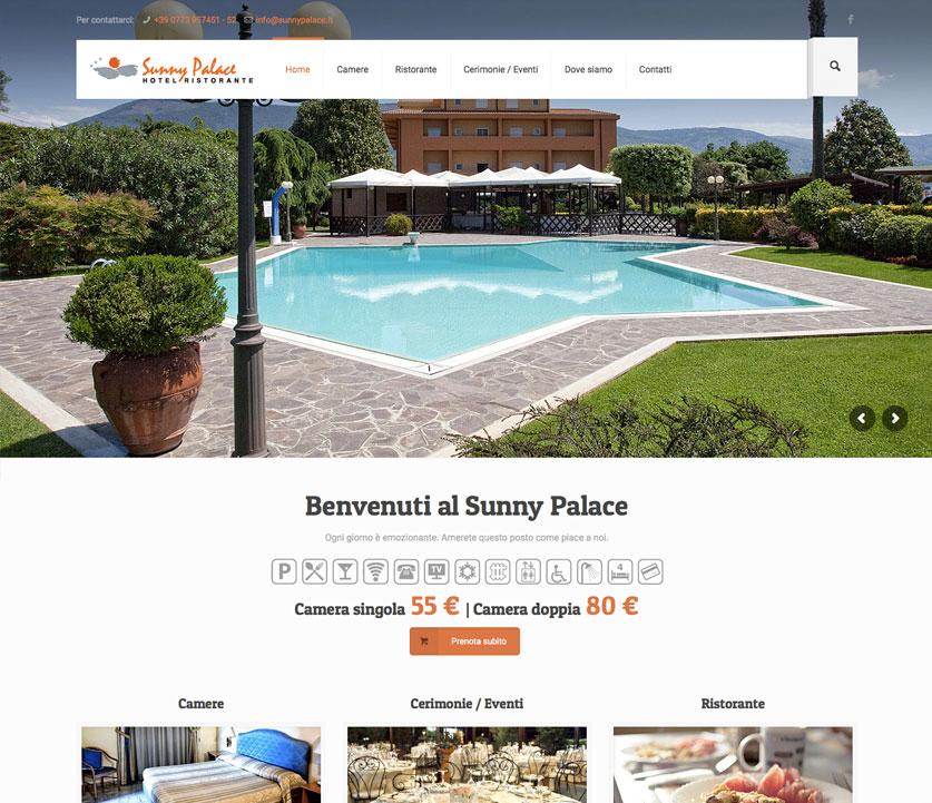 Sunny Palace