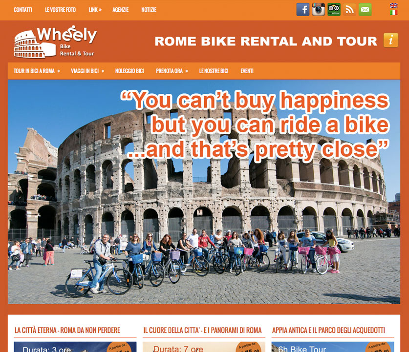 wheelybikerental