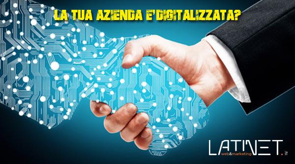 azienda digitalizzata